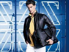 zegna sport adv001 800x600 Garrett Neff Stars in Zegna Sport Spring/Summer 2014 Campaign
