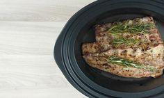 Receta de costillas de cerdo asadas en Crock Pot
