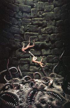 Tim White - Trail of Cthulhu by myriac, via Flickr | Click through for a larger image