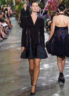 Christian Dior - мода весна-лето 2014, фото коллекции