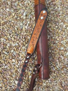 Custom Bandit Quiver with Butterfly Field theme from http://rasherquivers.com/