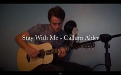 Stay with me Sam Smith cover by Callum Alder