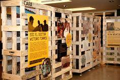 """Exposició itinerant """"Àfrica: Cares i Creus. Problemes i solucions per una Salut i Educació dignes"""""""