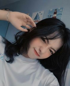 Korean Girl Cute, Korean Girl Ulzzang, Korean Girl Photo, Pretty Korean Girls, Korean Beauty Girls, Cute Asian Girls, Beautiful Asian Girls, Cute Girls, Girl Pictures