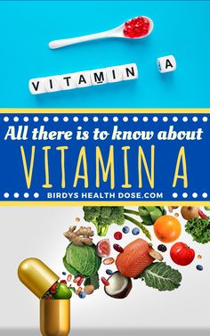 In today's post will see all there is to know about vitamin A. Vitamin A has an antioxidant effect, contributes to the recovery of tissues contributes to the health of the eyes, and to the strengthening of the immune system.