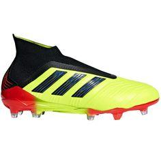promo code e6f14 dff16 Brand New Adidas Predator 18+ FG Soccer Cleats Solar Yellow-Core Black-Solar