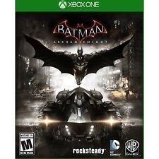 Batman: Arkham Knight Videogame For Sony Games Console Sealed New Uk Sony Video Games, Xbox One Video Games, Harley Quinn, Gotham City, Batman Arkham Knight Ps4, Nouveaux Gadgets, Playstation Psn, Ps4 Game Console, Crime