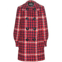 Miu Miu - Wool-blend coat - mytheresa.com, $3320, 90/10 wool/cotton, viscose lining