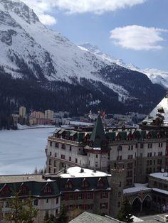 Day 5: St. Moritz Bally shooting Autumn/Winter 2012