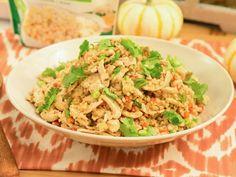 Thai Fried Riced Cauliflower Recipe   Geoffrey Zakarian   Food Network