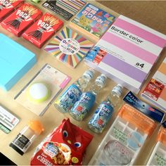 Daiso Japanese Store, Daiso Japan, Pastel Yellow, Retail Therapy, Japan Travel, Origami, Goodies, Stationery, Kawaii