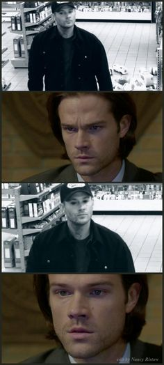 Sam's face when he sees Dean's eyes... Goddamnit. It's the PREVIEW and I barely survived it... I'm pretty sure I'm not gonna make it 'til the end of the season...