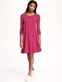 The perfect fall t shirt dress that I must have!