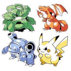 siahsean: What better way to start off the morning then with classic Pokemon. Pokemon Pins, Pokemon Fan Art, Pokemon Games, Cute Pokemon, Pikachu Coloring Page, Pokemon Tattoo, Nerd Crafts, Original Pokemon, Pokemon Pictures