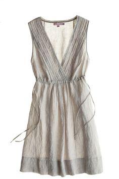 caley linen tunic, calypso