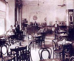 Cafetines de Buenos Aires