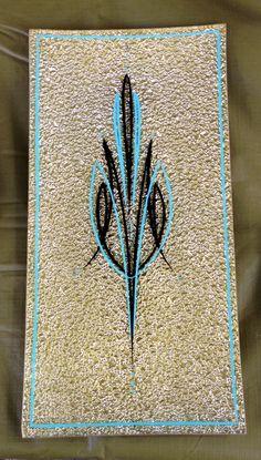 Von Knobb pinstriping  Custom paint