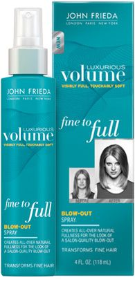 Luxurious Volume Fine to Full Blow-Out Spray from the John Frieda® Hair Care ab5a5c4938013