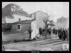 My Athens, Athens Greece, Old Photos, Vintage Photos, Greece Photography, Crete, Time Travel, Taj Mahal, The Neighbourhood