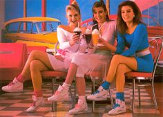 L.A. Gear was the only sneaker brand that mattered. | 53 Things Only '80s Girls Can Understand
