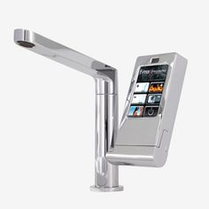 High Tech Bathroom Faucets for Digital and Electronic Upgrades Public Bathrooms, Dream Bathrooms, Shower Drain, Bathroom Sink Faucets, Bathroom Layout, Modern Bathroom, Dream Home Design, House Design, Tech House