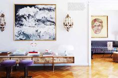 The Glamourai » Home Decor » Living » { current eye candy } | The Glamourai