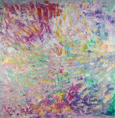 JAKO VÍTR 100 x 100 cm Akryl na plátně 2017 www.zuzanakrovakova.cz LIKE A WIND 100 x 100 cm Acrylic on canvas 2017 www.zuzanakrovakova.com