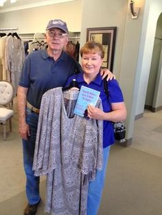 """- Happy to find her perfect dress, with a signed copy of our owners book """" I want my dress to match the napkins'. #ilovemydress #tcarolyn #tcdressedme #motherofthebridedress  #eveningdress #eveninggown #motherofthegroomdress"""