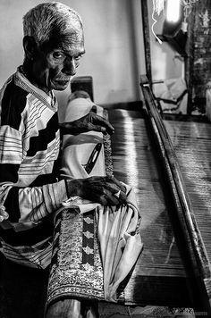 The Indian Weaver Varanasi, Indian