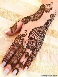 Mehndi Design Offline is an app which will give you more than 300 mehndi designs. - Mehndi Designs and Styles - Henna Designs Hand Henna Hand Designs, Eid Mehndi Designs, Mehndi Designs Finger, Modern Henna Designs, Simple Arabic Mehndi Designs, Mehndi Designs For Girls, Mehndi Designs For Beginners, Mehndi Designs For Fingers, Beautiful Mehndi Design