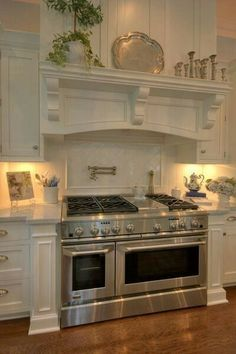 My dream kitchen range