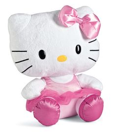 Hello Kitty for baby girl:)