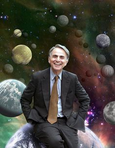 Carl Sagan was the David Duncan Professor of Astronomy and Space Sciences and Director of the Laboratory for Planetary Studies at Cornell University. He played a leading role in the American space program since its inception. He was a consultant and adviser to NASA since the 1950s, briefed the Apollo astronauts before their flights to the Moon, and was an experimenter on the Mariner, Viking, Voyager, and Galileo expeditions to the planets. He helped solve the mysteries of the high…