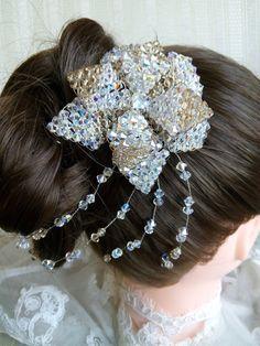 Wedding Hair Pins. Bridal Hair Pins. Hair Combs. by DesignByIrenne