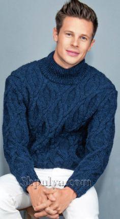 вязание для мужчин лучшие изображения 315 в 2019 г Knitting