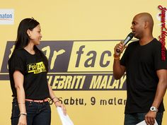 Fear Factor Malaysia #fearfactormy @fearfactormy Hey, sexy lady * whistle*
