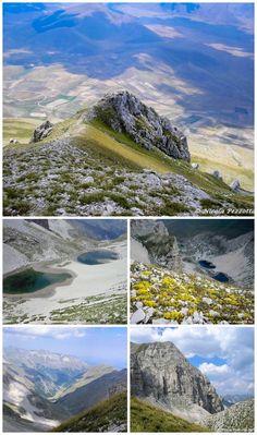 Monti Sibillini: Da Capanna Ghezzi al Lago di Pilato per la Cima del Redentore