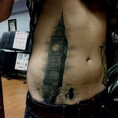 150 Most Beautiful Stomach Tattoos For Men And Women awesome  Check more at http://fabulousdesign.net/lower-stomach-tattoos/