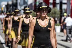 A grid girl-ök egyöntetűen állítják, önbizalmat kaptak a sporttól, nem pedig tárgyiasítást