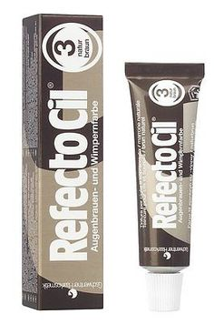 RefectoCil Cream Hair Dye (NATURAL BROWN) .5oz, New, Free Shipping - EXCLUSIVE DEAL! BUY NOW ONLY $13.9