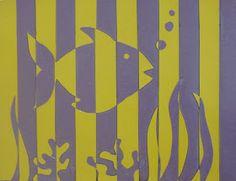 Art. Paper. Scissors. Glue!: Striped Illusions