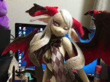 ☆デザインフェスタvol.42参加します☆ 羊毛フェルト人形 クロネのブログ
