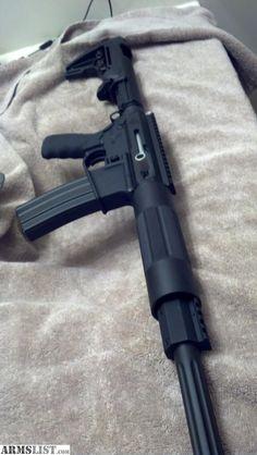 AR-15 Side Charging Upper for Sale