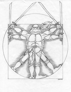 vitruvian man by leonardo da vinci | 10 Variations of Da Vinci's Vitruvian Man - Reduce The Panic