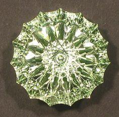 Mint green beryl