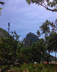 Bondinho do Corcovado - Rio de Janeiro Brasil #corcovado #paodeacucar #riodejaneiro #brasil #natureza #rio #turismo #lazer