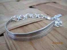 Kuvahaun tulos haulle LUSIKKAKORUT Bracelets, Silver, Jewelry, Google, Bangles, Jewellery Making, Money, Arm Bracelets, Jewelery