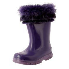 De nouvelles bottes d'hiver des bottes de neige fourrure de renard imitation Mme bottes de neige, bleu 38