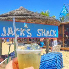 Jack's Shack Mojito Grand Turk