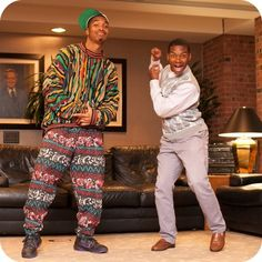 Channel your inner Fresh Prince. | 29 Essentials For Throwing A Totally Awesome '90s Party